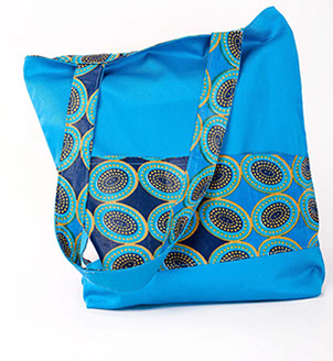 corporate gift, african craft, bag